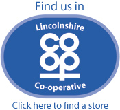 Lincolnshire Co-op Stockists